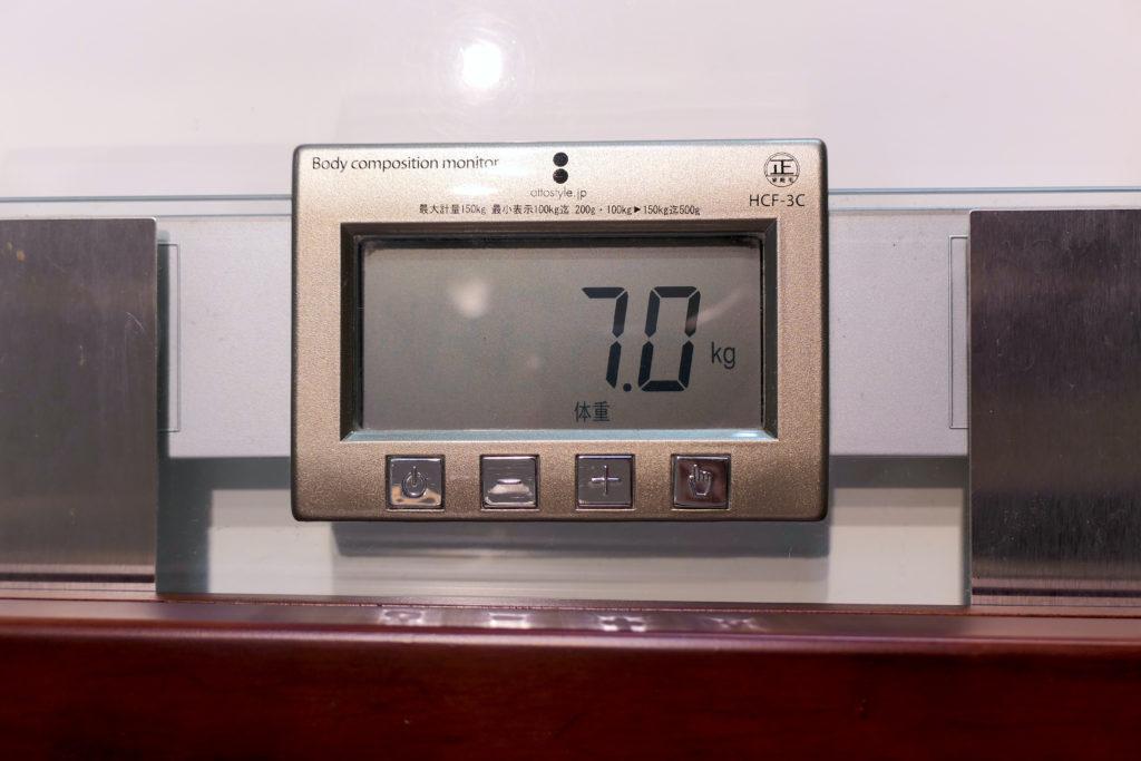 サンネックスシリアルディスペンサーSUNNEX U07-0430本体重量7kg