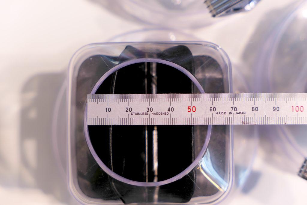 サンネックスシリアルディスペンサーSUNNEX U07-0430ファンネル57mm