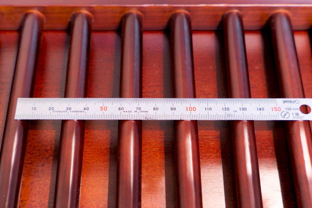 サンネックスシリアルディスペンサーSUNNEX U07-0430木台パイプ33mm