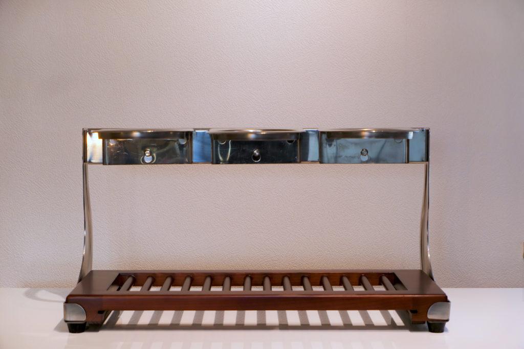 サンネックスシリアルディスペンサーSUNNEX U07-0430木台正面