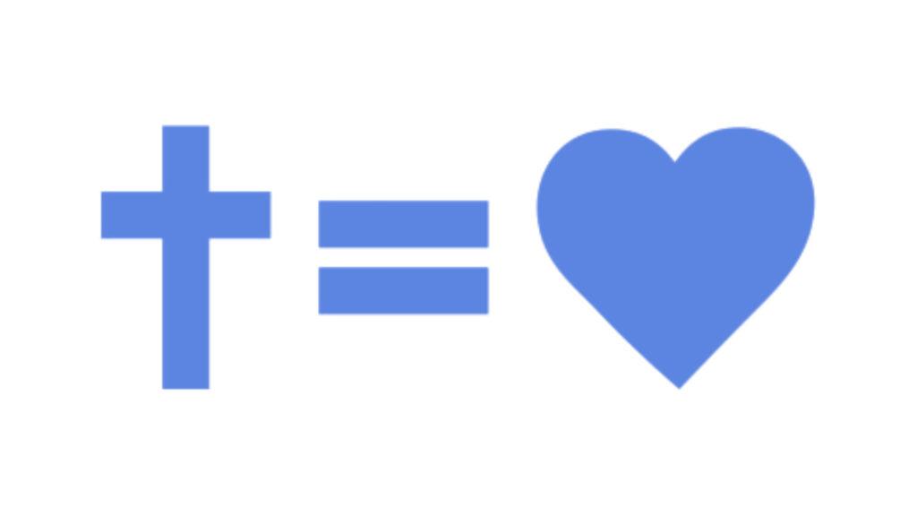 十字架=愛