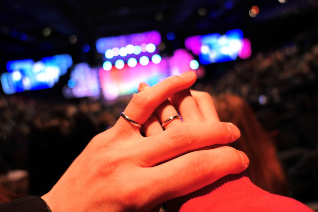 ヒルソングチャーチ結婚指輪