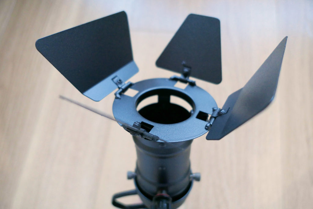 LEDスポットライトSPOT-DLS509Fバーンドアパーツ上部