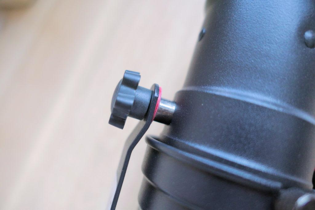 LEDスポットライトSPOT-DLS509F本体止め具