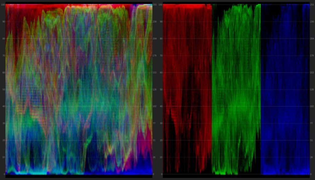RGBスコープ(ビーツスムージー花束)