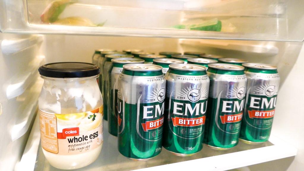エミュービタービール