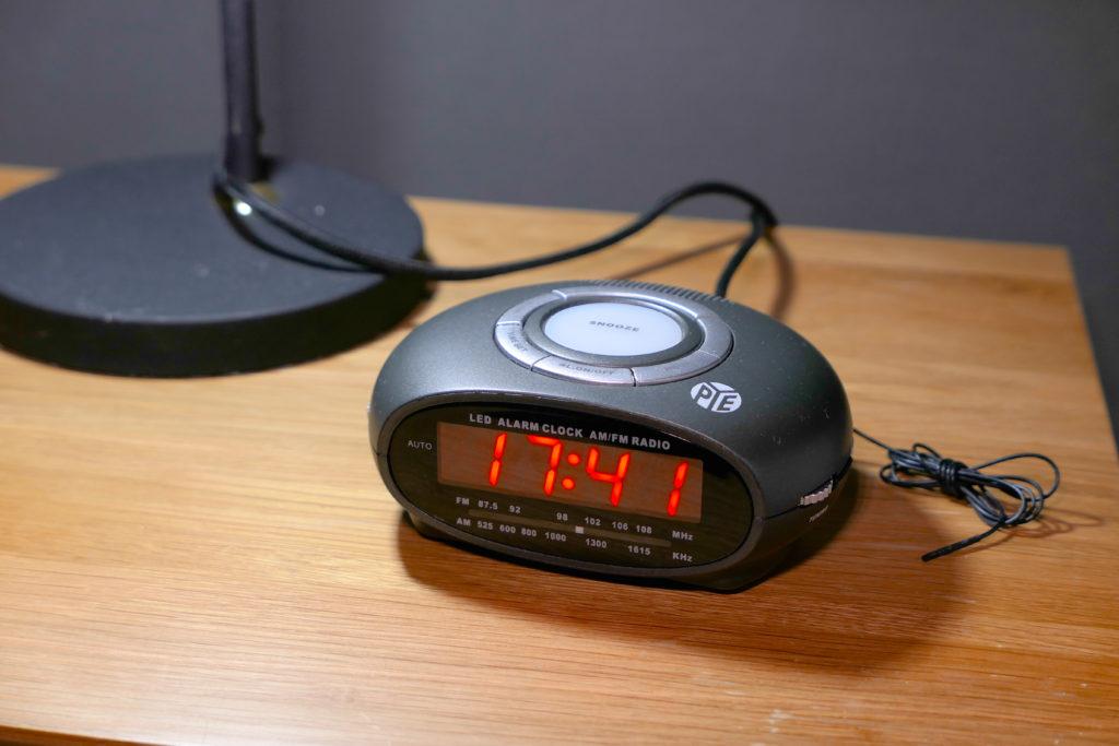 ディスカバリーロットネストアイランドNo97スタンダードテントPYE社製PCR2426L時計ラジオ
