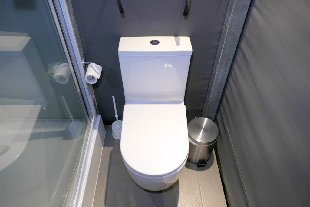 ディスカバリーロットネストアイランドNo97スタンダードテントトイレ