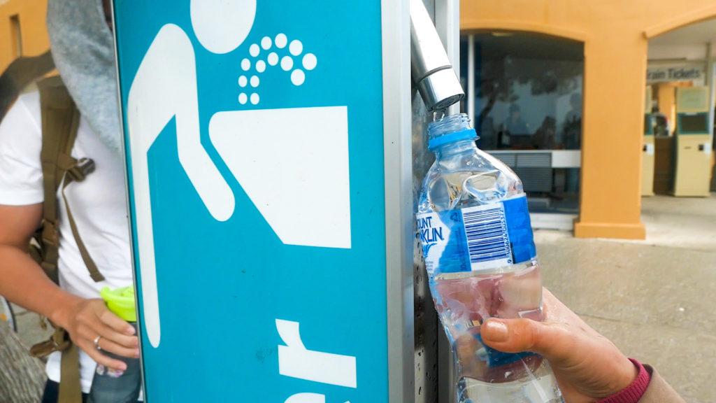 ロットネスト島浄水器給水