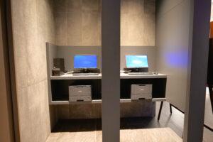 HOTEL & SPA センチュリーマリーナ函館 1階 PCコーナー 2ブース