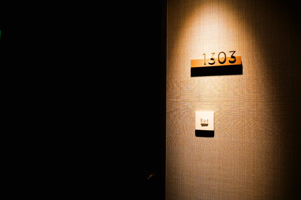 HOTEL & SPA センチュリーマリーナ函館 13階 ザロイヤルフロア コーナースイート 1303 ベル