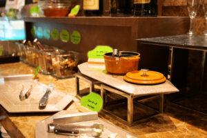 HOTEL & SPA センチュリーマリーナ函館 朝食(ブレックファスト) ユーヨーテラスハコダテ メニュー チーズ