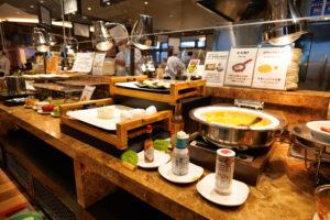 HOTEL & SPA センチュリーマリーナ函館 朝食(ブレックファスト) ユーヨーテラスハコダテ メニュー 料理 02