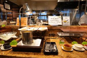 HOTEL & SPA センチュリーマリーナ函館 朝食(ブレックファスト) ユーヨーテラスハコダテ メニュー 料理 05