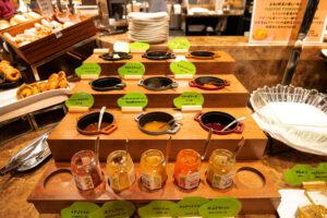 HOTEL & SPA センチュリーマリーナ函館 朝食(ブレックファスト) ユーヨーテラスハコダテ メニュー 料理 06