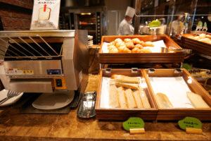 HOTEL & SPA センチュリーマリーナ函館 朝食(ブレックファスト) ユーヨーテラスハコダテ メニュー 料理 08