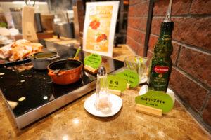HOTEL & SPA センチュリーマリーナ函館 朝食(ブレックファスト) ユーヨーテラスハコダテ メニュー 料理 12