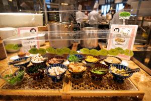 HOTEL & SPA センチュリーマリーナ函館 朝食(ブレックファスト) ユーヨーテラスハコダテ メニュー 料理 13