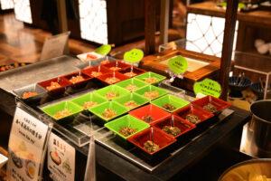 HOTEL & SPA センチュリーマリーナ函館 朝食(ブレックファスト) ユーヨーテラスハコダテ メニュー 料理 15