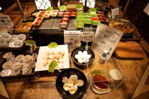 HOTEL & SPA センチュリーマリーナ函館 朝食(ブレックファスト) ユーヨーテラスハコダテ メニュー 料理 22