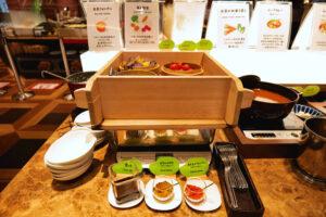 HOTEL & SPA センチュリーマリーナ函館 朝食(ブレックファスト) ユーヨーテラスハコダテ メニュー 料理 23