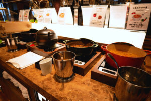 HOTEL & SPA センチュリーマリーナ函館 朝食(ブレックファスト) ユーヨーテラスハコダテ メニュー 料理 26