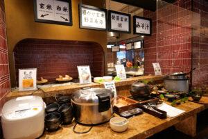 HOTEL & SPA センチュリーマリーナ函館 朝食(ブレックファスト) ユーヨーテラスハコダテ メニュー 料理 39