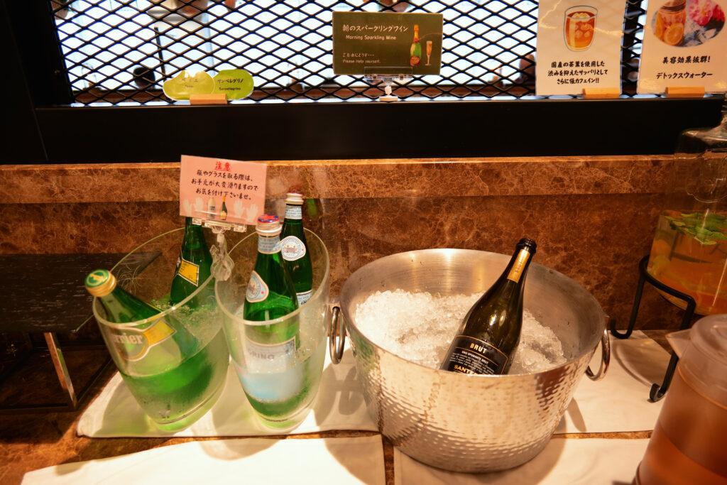 HOTEL & SPA センチュリーマリーナ函館 朝食(ブレックファスト) ユーヨーテラスハコダテ メニュー ドリンク 03