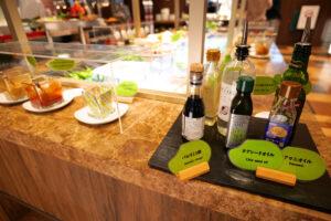 HOTEL & SPA センチュリーマリーナ函館 朝食(ブレックファスト) ユーヨーテラスハコダテ メニュー サラダ 01