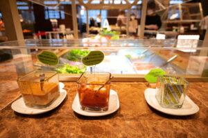 HOTEL & SPA センチュリーマリーナ函館 朝食(ブレックファスト) ユーヨーテラスハコダテ メニュー サラダ 02