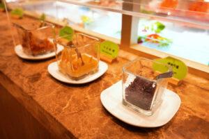 HOTEL & SPA センチュリーマリーナ函館 朝食(ブレックファスト) ユーヨーテラスハコダテ メニュー サラダ 10