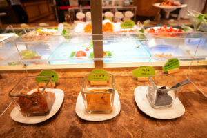 HOTEL & SPA センチュリーマリーナ函館 朝食(ブレックファスト) ユーヨーテラスハコダテ メニュー サラダ 11
