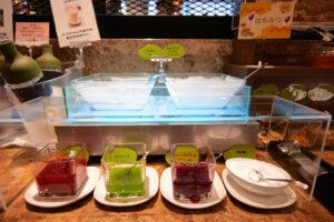HOTEL & SPA センチュリーマリーナ函館 朝食(ブレックファスト) ユーヨーテラスハコダテ メニュー ヨーグルト ジャム