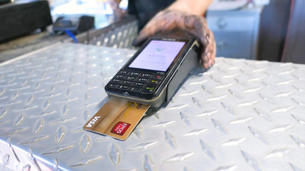 エポスゴールドカード 承認済 UKI オートモーティヴ・サービシズ