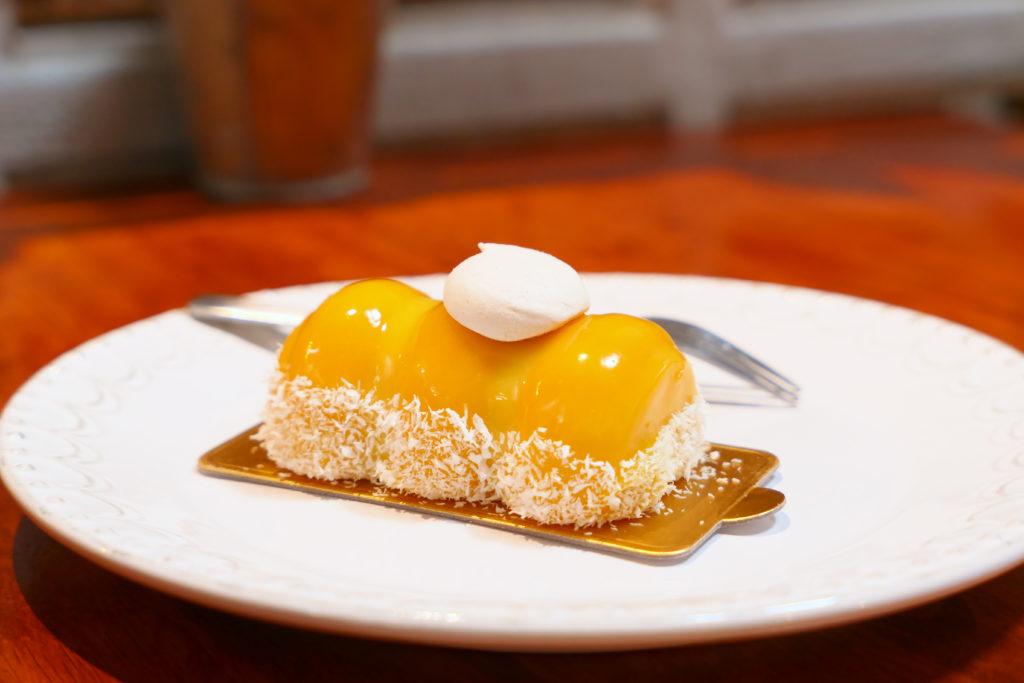 Heesan Kopi(囍叁隔壁)マンゴー&ココナッツ
