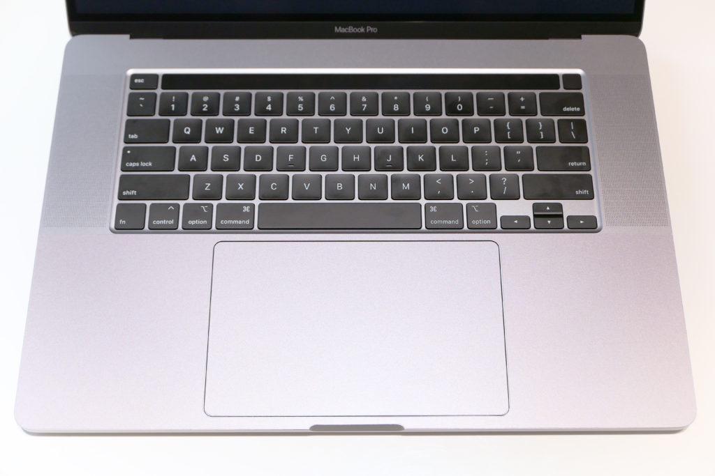 LENTION 16インチMacBook Pro 2019 全面保護シルバースキンシール 液晶保護フィルム 5テンセット 3M技術4H硬度(スペースグレイ)パームレストとトラックパッド