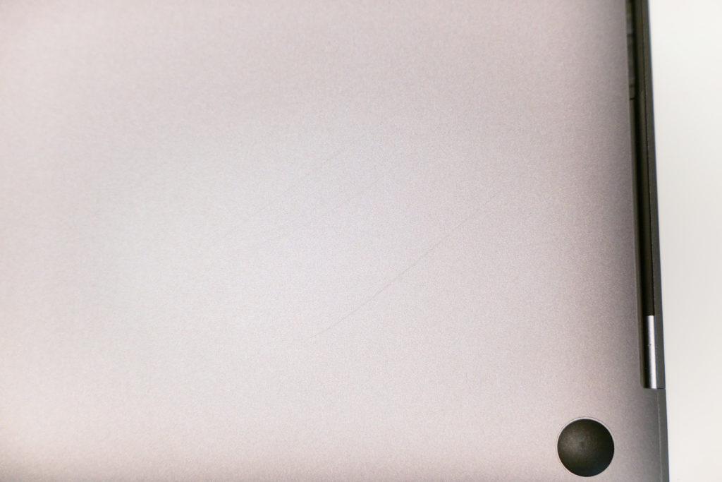 LENTION 16インチMacBook Pro 2019 全面保護シルバースキンシール 液晶保護フィルム 5テンセット 3M技術4H硬度(スペースグレイ)キズ
