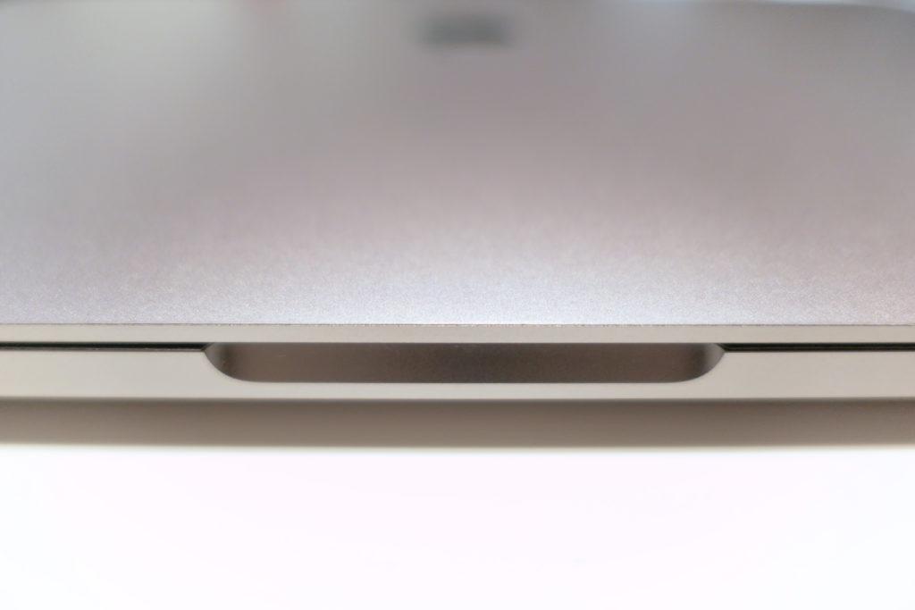 LENTION 16インチMacBook Pro 2019 全面保護シルバースキンシール 液晶保護フィルム 5テンセット 3M技術4H硬度(スペースグレイ)上面エッジ
