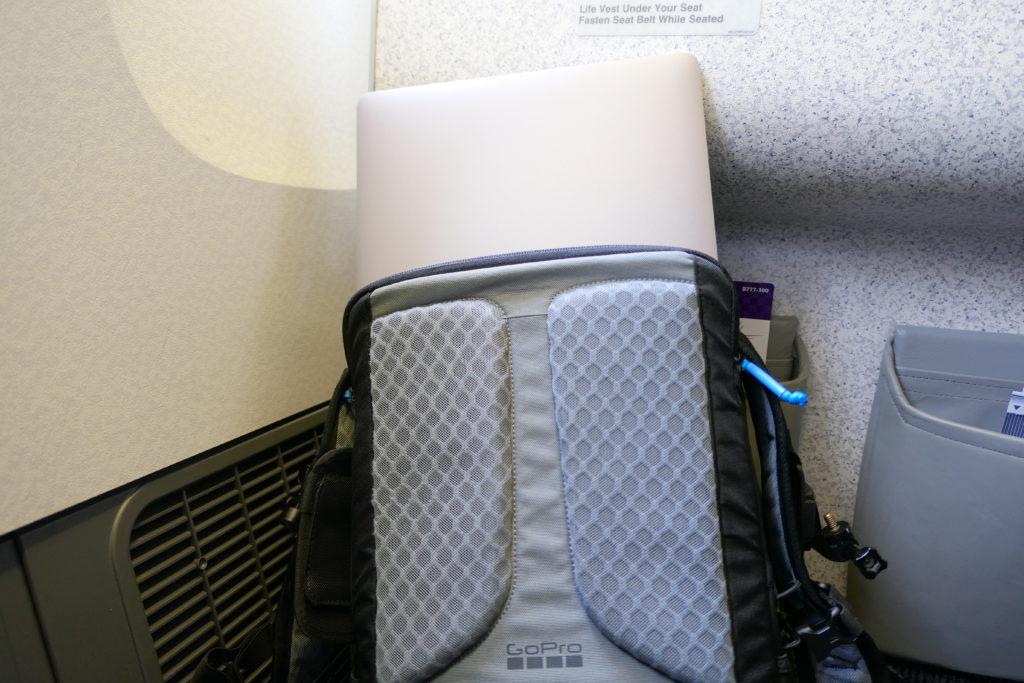 GoPro Seeker Ver2.0にMacbook Pro 16インチ