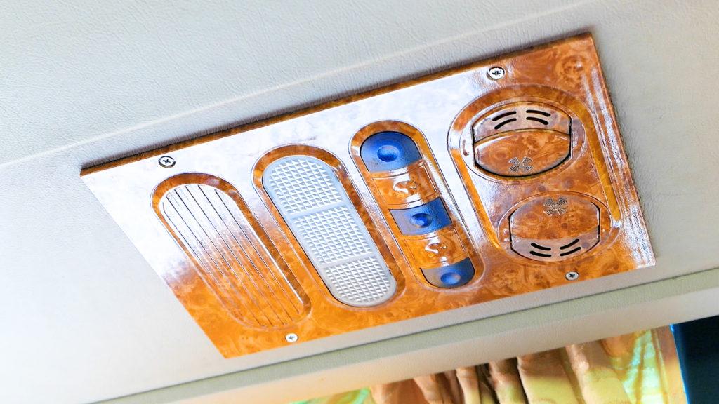 スターマートエクスプレス車内コントローラー